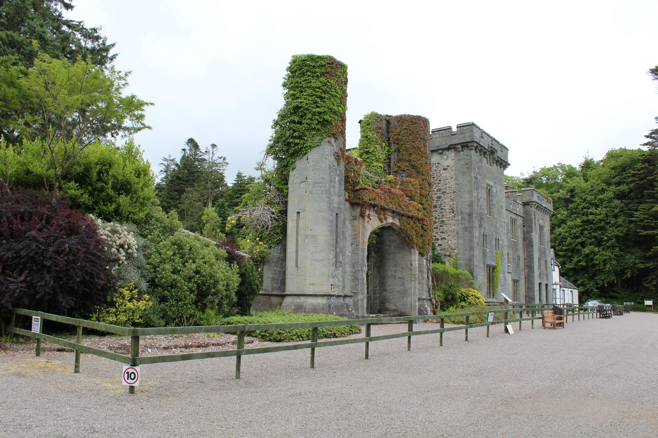 Armadale Castle Isle of Skye Scotland