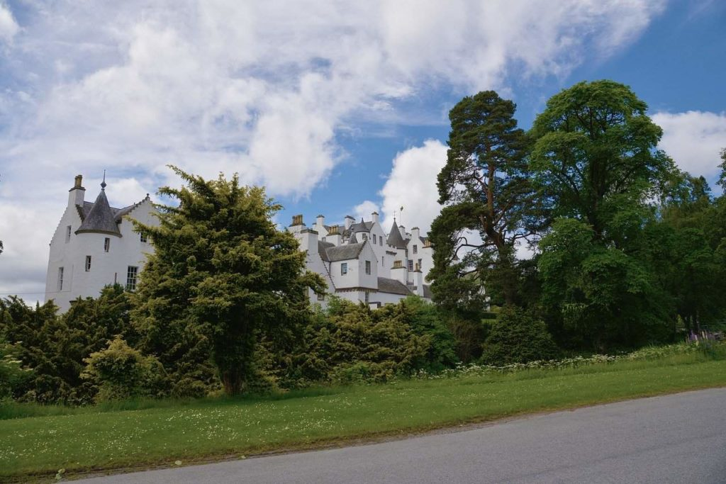 Blair Castle Pitlochry Scotland
