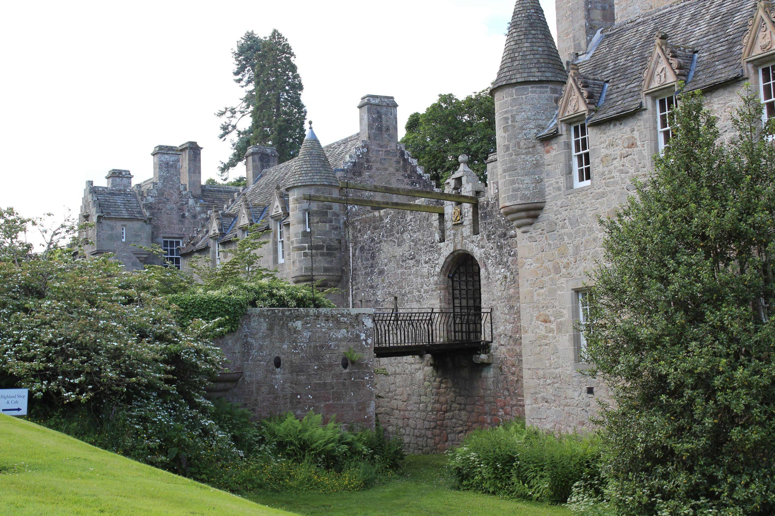 Cawdor Castle Highlands Scotland