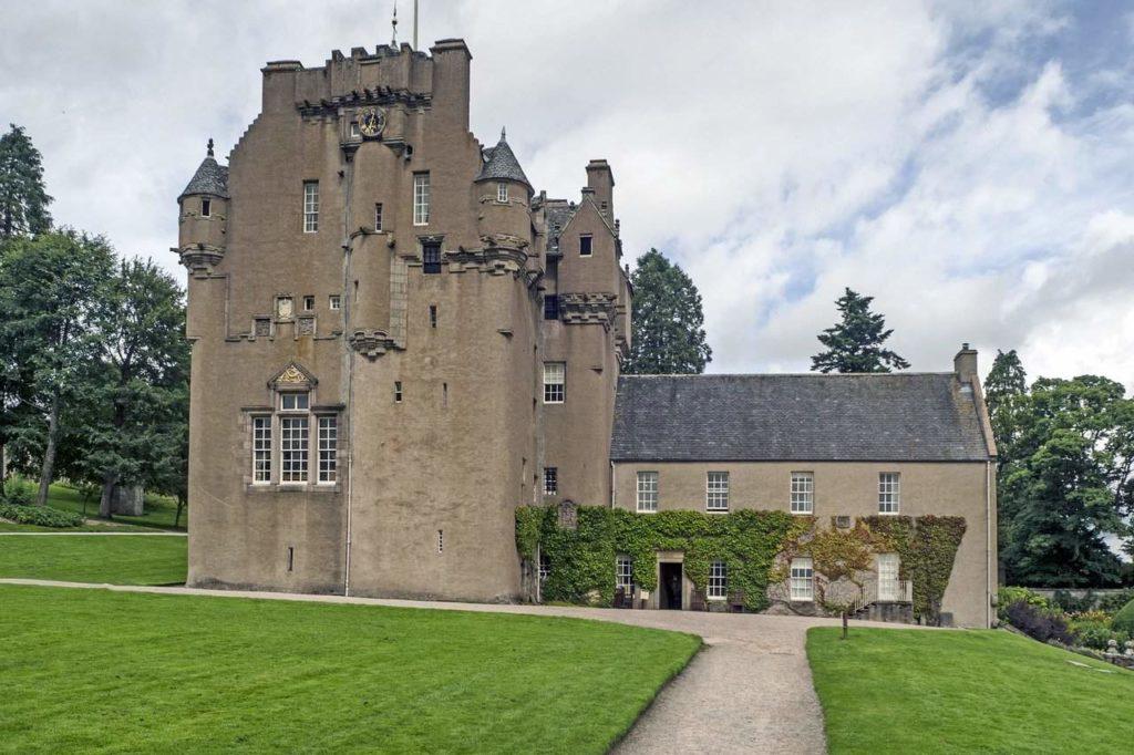Crathes Castle Cairngorms Scotland