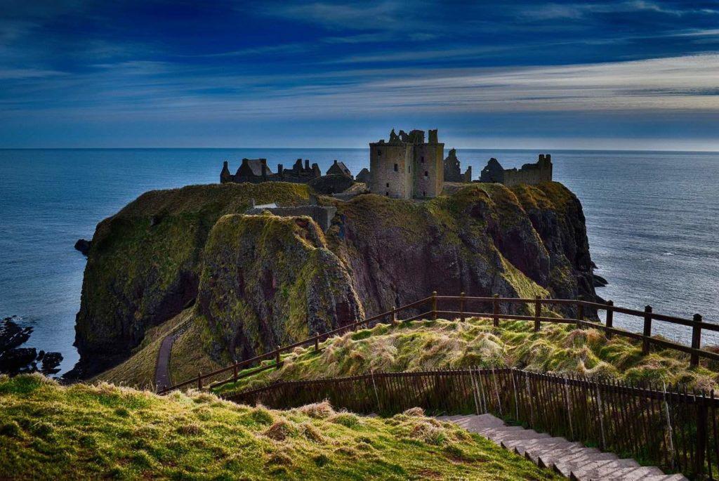 Dunnottar Castle Stonehaven Scotland