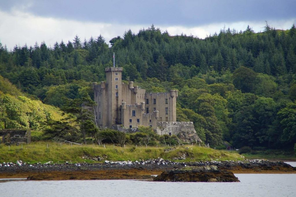 dunvegan Castle Isle of Skye Scotland