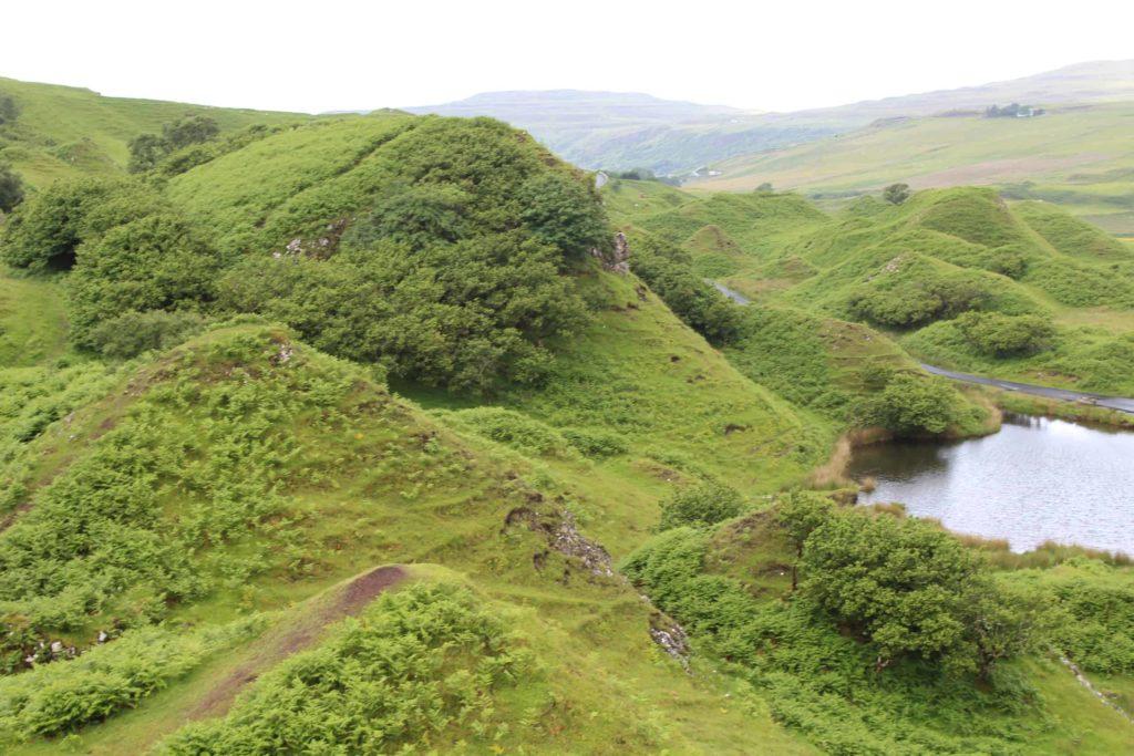 Fairy Glen Isle of Skye Scotland